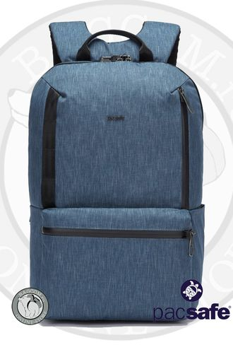 Pacsafe Metrosafe X ECO 20L Dark Navy (темно-синий)