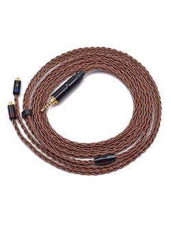 lz replacement mmcx cable 2.5 mm balanced