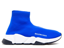 Balenciaga Speed Trainer синие (36-45)