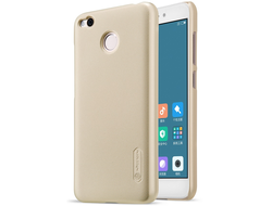 Чехол Nilkin Frosted Redmi 4X Gold