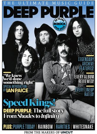 Deep Purple The Ultimate Music Guide From The Makers Of Uncut Magazine, Зарубежные журналы, Intpress
