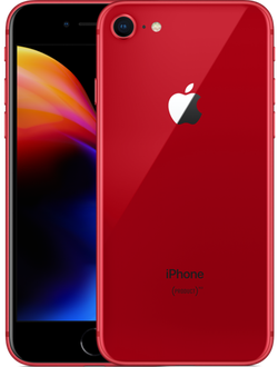 iPhone 8 red 64 gb Apple
