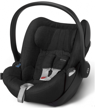 Автокресло Cybex Cloud Q Plus группа 0+ (0-13 кг)