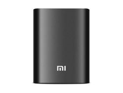 Power Bank Xiaomi черный металл 5200 mAh