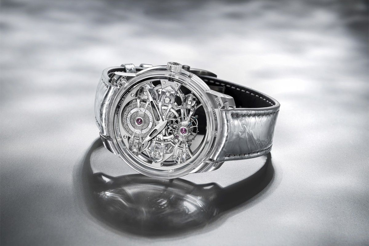 Girard Perregaux Quasar Light