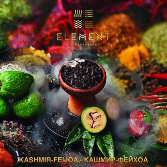 Табак Element Kashmir Feijoa Кашмир Фейхоа Земля 40 гр