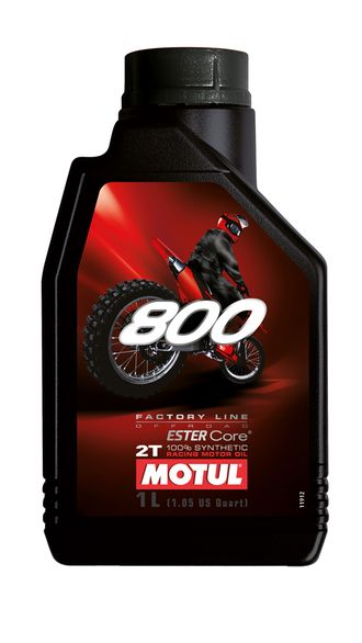 MOTUL 800 2T Factory Line Off Road фото
