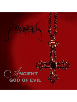 Unanimated - Ancient God Of Evil CD