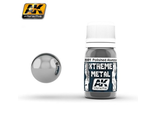 AK Interactive: металлик Xtreme Metal Polished Aluminium