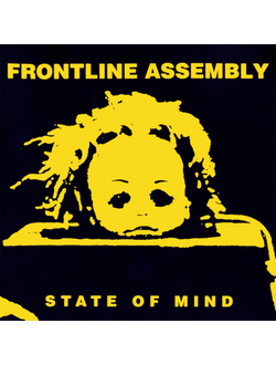 Frontline Assembly State Of Mind LP Yellow