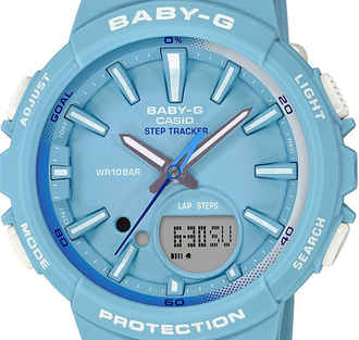 Часы Casio Baby-G BGS-100RT-2A