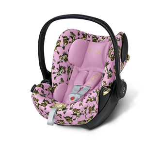 Cybex by Jeremy Scott cloud q Cherub Pink