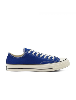 Кеды Converse Chuck 70 Seasonal Color Low Top синие