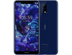 Nokia 5.1 Plus 32GB Синий