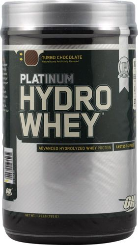 Optimum Nutrition Platinum Hydrowhey (795 gr)