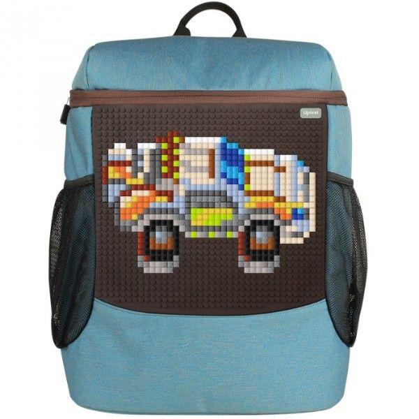abd53c460d32 Пиксельный школьный рюкзак Upixel Gladiator Синий