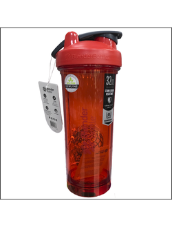 ШЕЙКЕР BLENDDERBOTTLE pro 32 oz red
