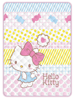 "Покрывало детское ""Hello Kitty Sweet kitty"""