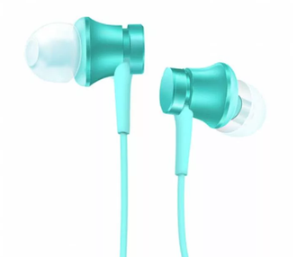 Наушники Xiaomi Mi In-Ear Headphones Basic Blue