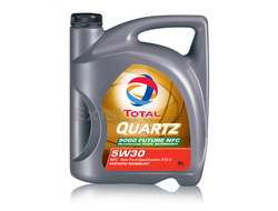 Моторное масло Total Quartz 9000 Future Nfc 5W30  (4л)