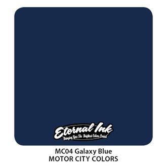 galaxy blue - Eternal (оригинал США 1/2 OZ - 15 мл.)