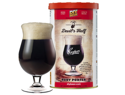 Thomas Coopers Devil's Half Ruby Porter