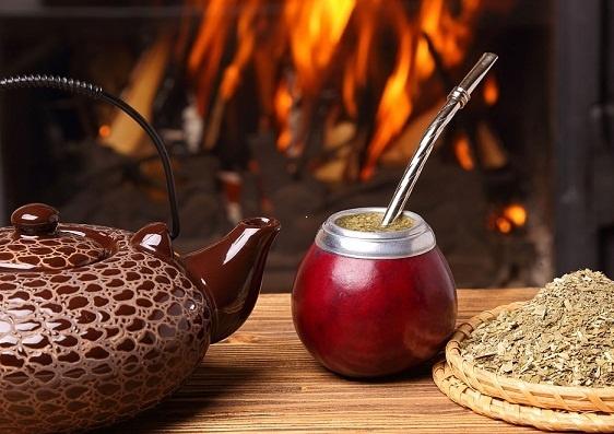 чай который пьют через трубочку