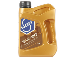 NGN Evolution Eco 5W-30  1 литр