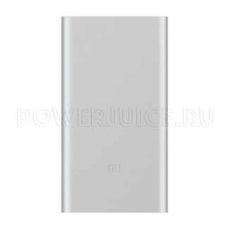 "XIAOMI Power Bank 2 10000 mAh ""Серебро"""