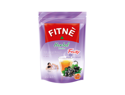 Тайский травяной чай смородина FITNE NATURAL HERBAL INFUSION BLACK CURRANT FLAVORED 9 гр (4 саше)