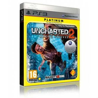 Uncharted 2: among thieves русская версия