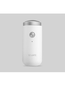 Бритва Xiaomi SO WHITE mini electric shaver