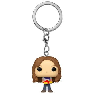 Купить Брелок Funko Pocket POP! Keychain: Harry Potter: Holiday: Hermione 51206-PDQ