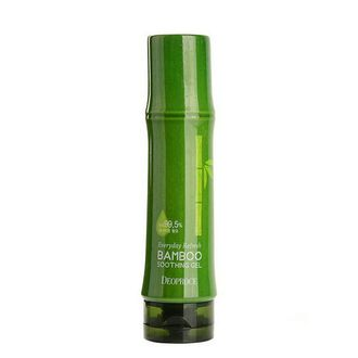 Гель для тела бамбук DEOPROCE Everyday Refresh Bamboo Soothing Gel,230мл,Корея