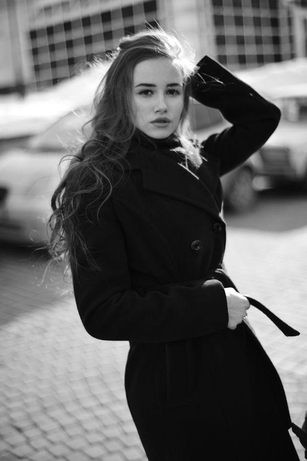 Юля. Портрет.