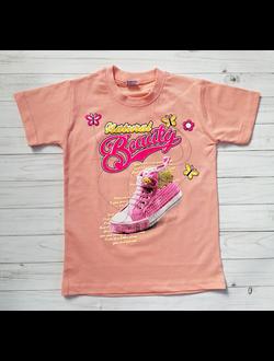 Футболка для девочки (Артикул 2790)