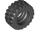 Tire 30.4 x 14 Offset Tread, Black (30391 / 3039126 / 4140670)