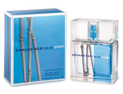 ARMAND BASI IN BLUE SPORT дьюти фри