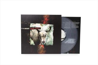 TIAMAT - Judas Christ LP CLEAR