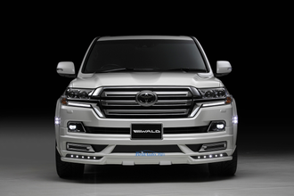 Обвес WALD SPORTS LINE Toyota Land Cruiser 200 2016+
