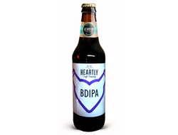 Картинка и фото Пиво Heartly BDIPA Black Double IPA Двойная ИПА 0,5л Craftminibar.ru