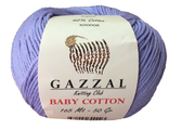 Gazzal baby cotton 3420 лаванда