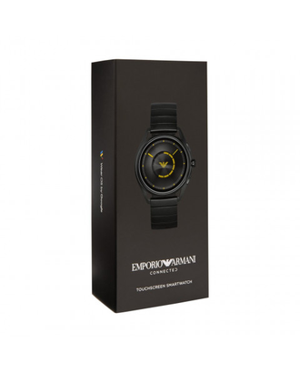 EMPORIO ARMANI CONNECTED ART5007 на умном гаджете