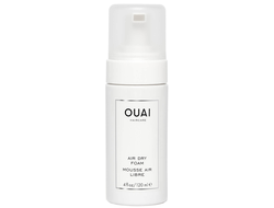 OUAI Air Dry Foam - Мусс для укладки локонов