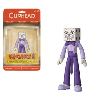 Фигурка Funko Action Figure: Cuphead: King Dice