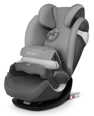 Cybex Pallas M-Fix MANHATTAN GREY