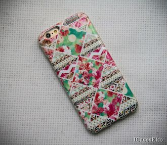 Чехол для iPhone 6/6s Flowers7