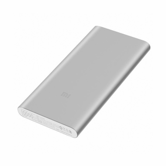 Xiaomi Mi Power Bank 2i New 10 000 mAh 2 USB (2018) silver