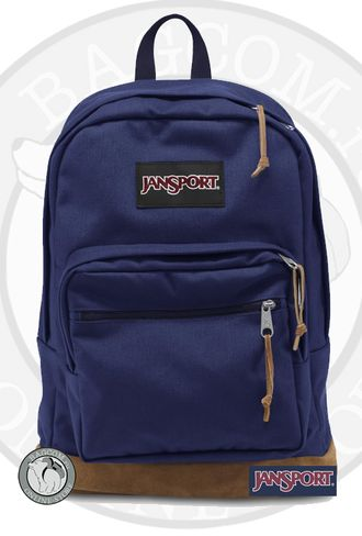 Jansport Right Pack Navy Moonshine