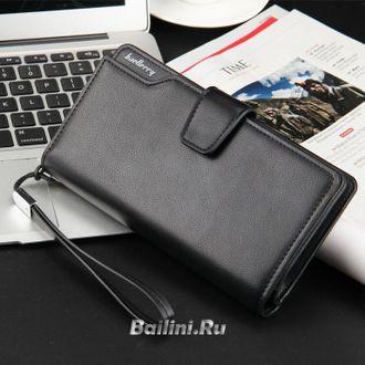 Мужской клатч Baellerry Business Ecco Black  6804ea0661b79